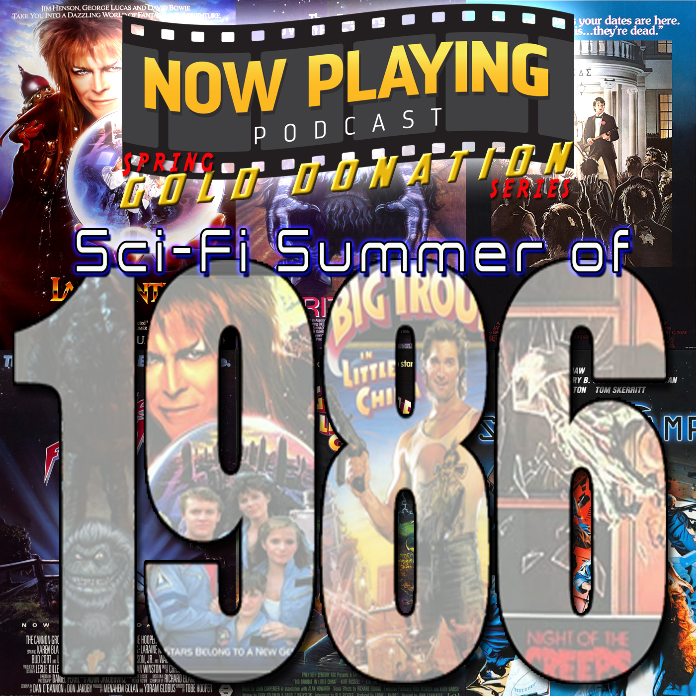 Sci-Fi Summer of 1986