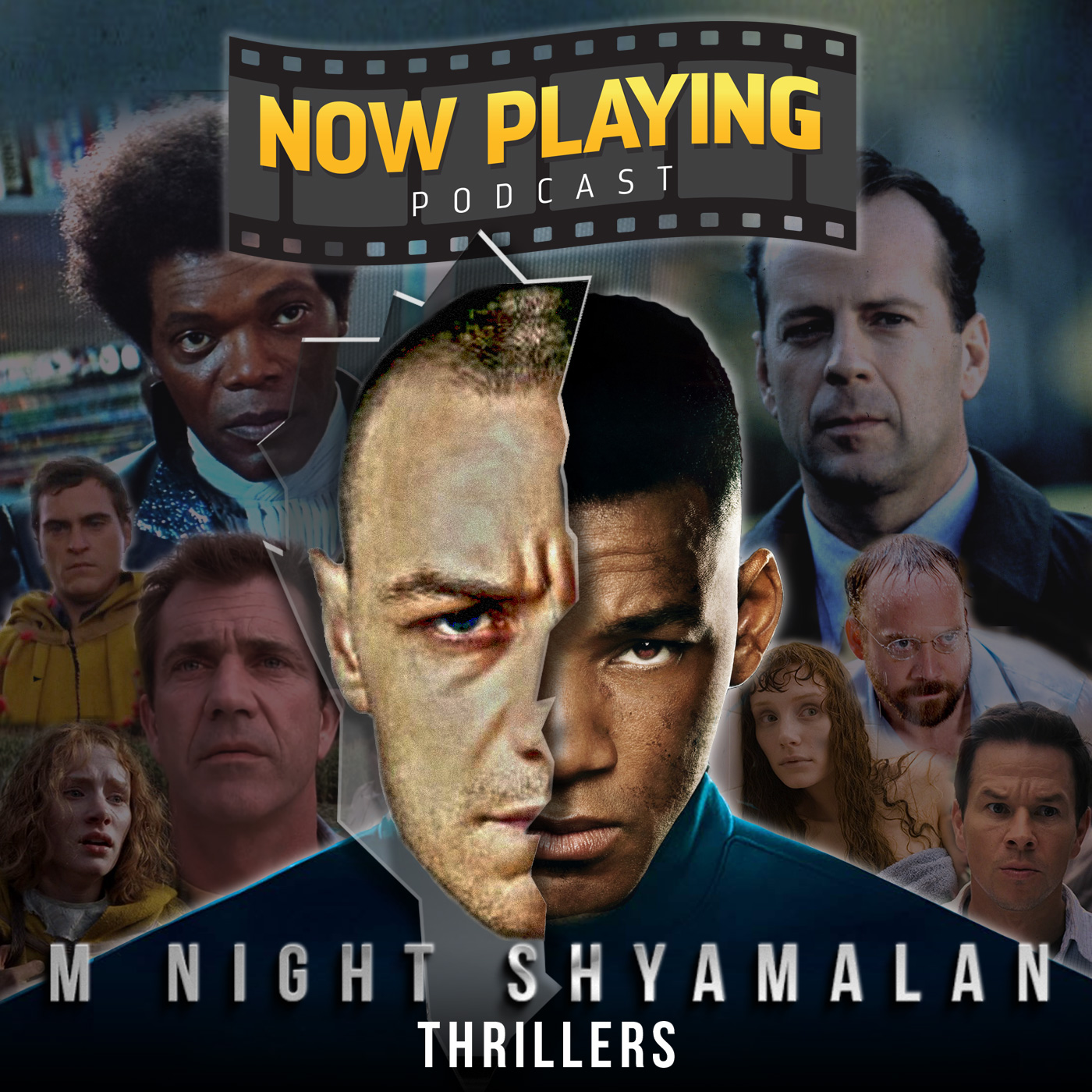 M. Night Shyamalan Thrillers