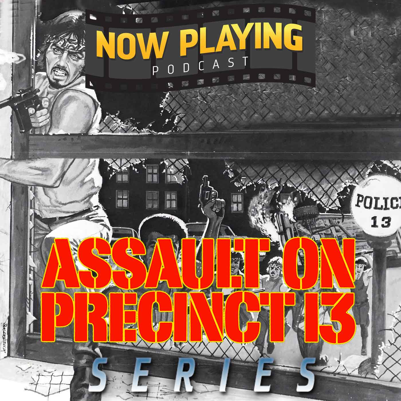 Assault on Precinct 13 -- Spring 2018 Silver Donation Series