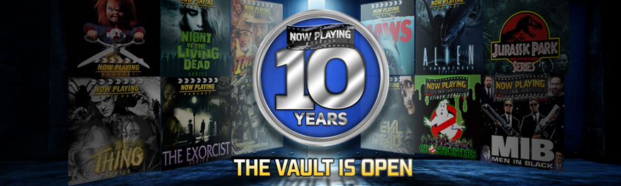NP 10th Anniversary Vault