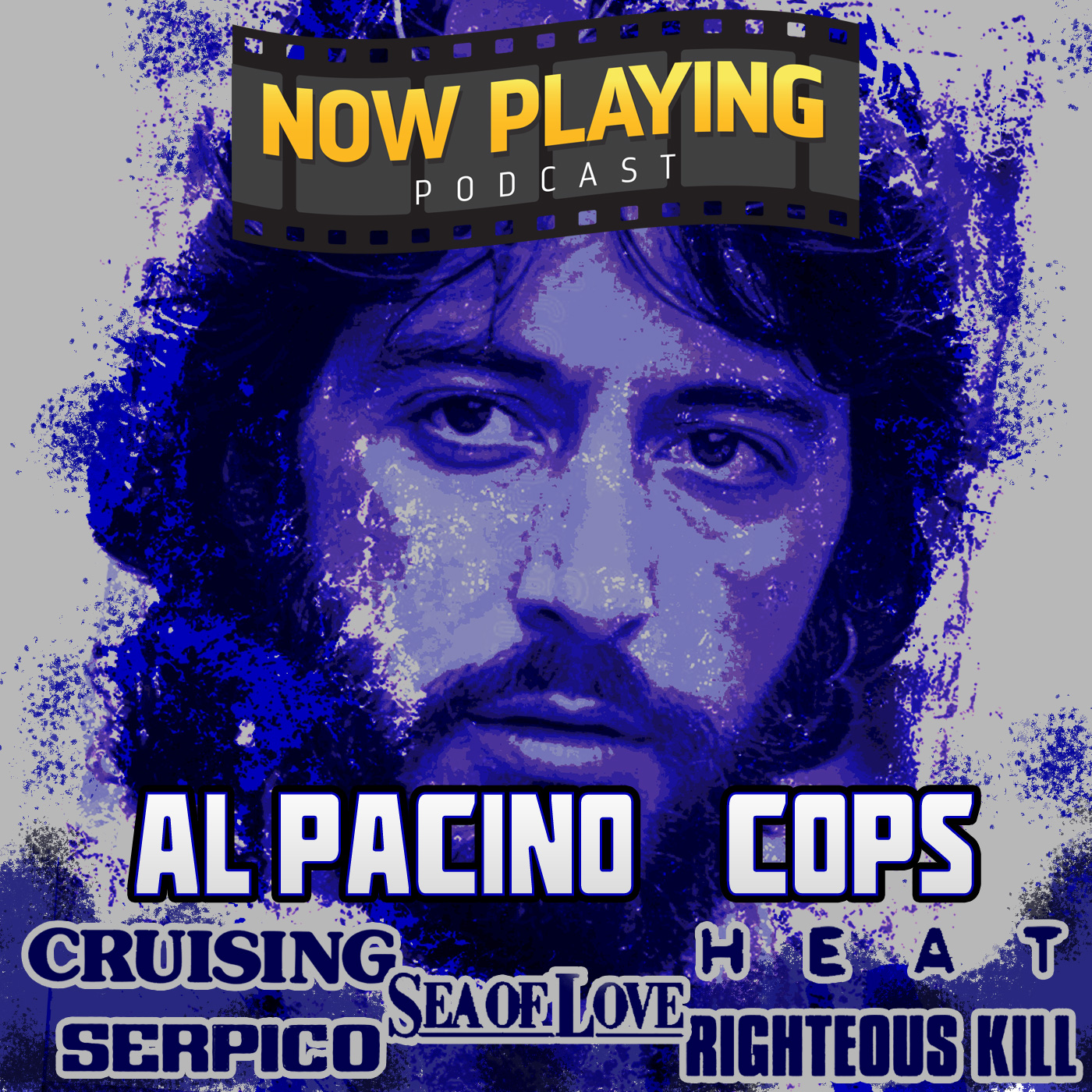 Pacino Cops -- Spring 2018 Platinum Donation Series