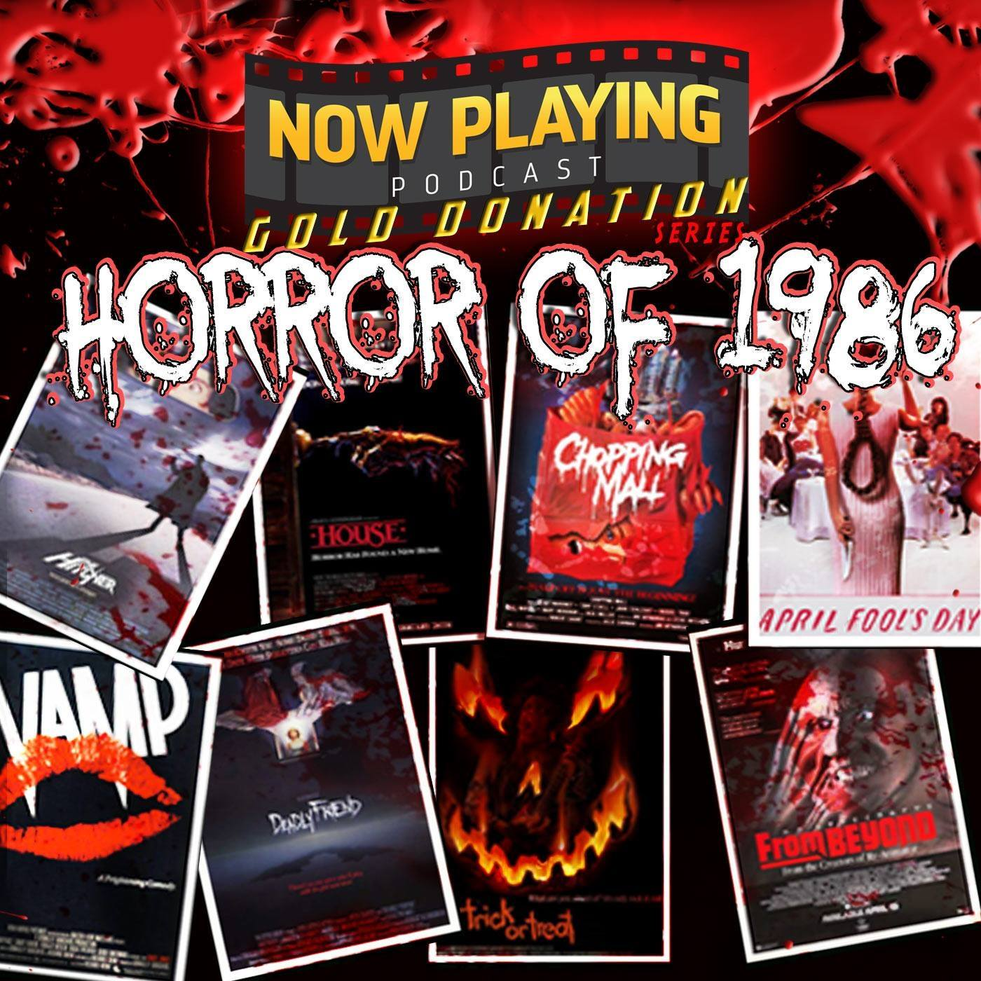 Horror Films of 1986