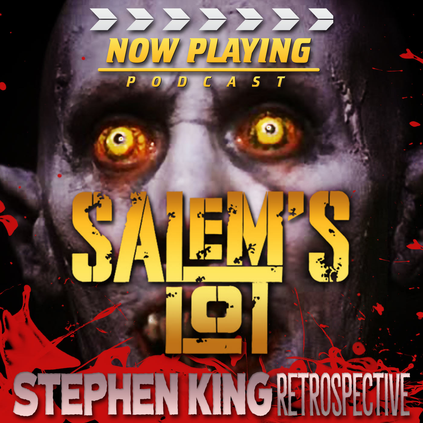 A review of stephen kings writing style in salems lot