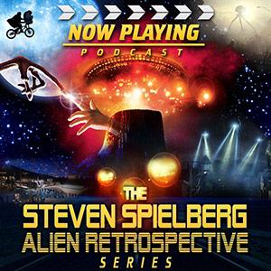 Steven Spielberg Alien Films