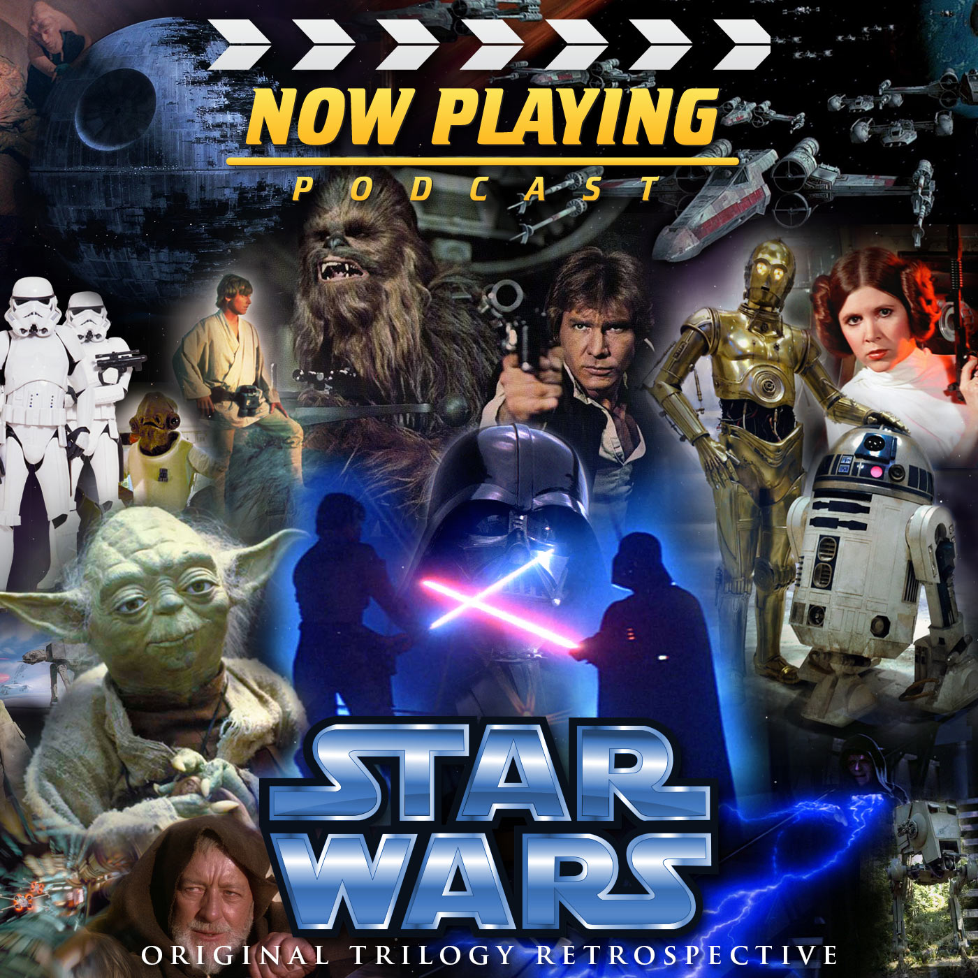 Now Playing Presents: The STAR WARS Retrospective Series