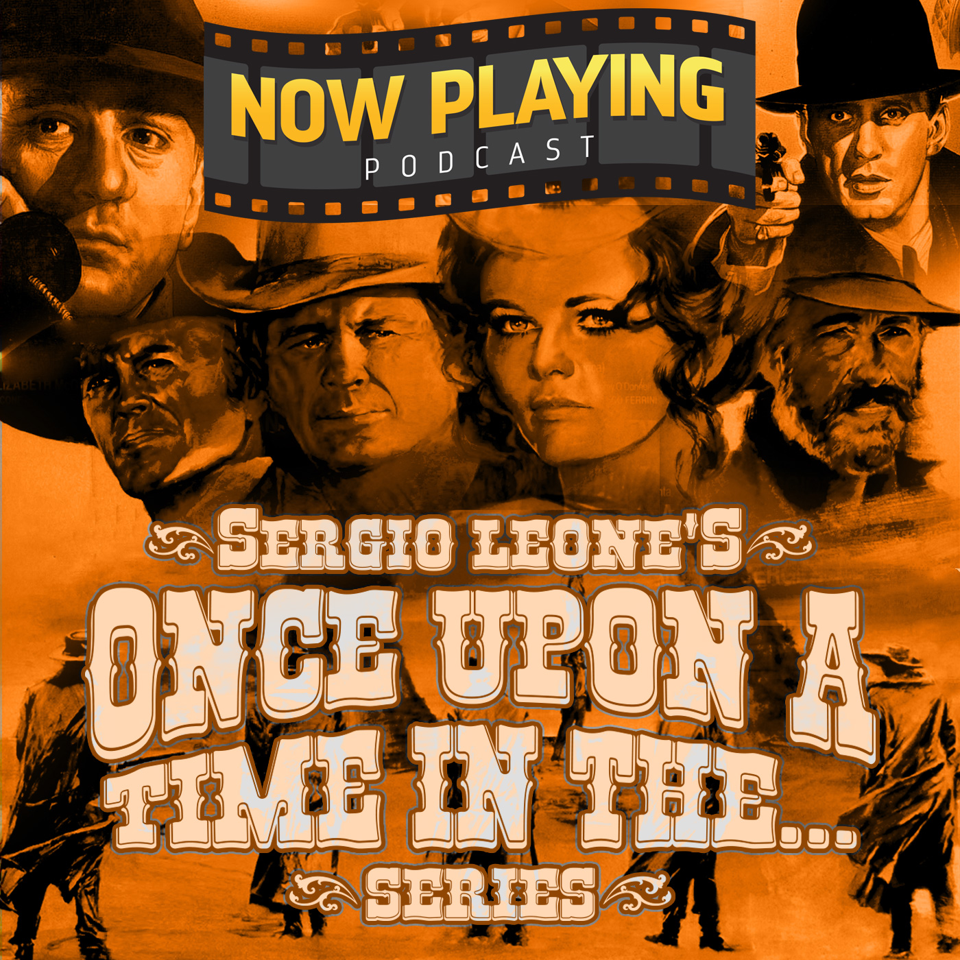 Sergio Leone's Once Upon a Time