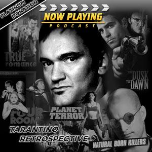 Quentin Tarantino Platinum Donation Retrospective