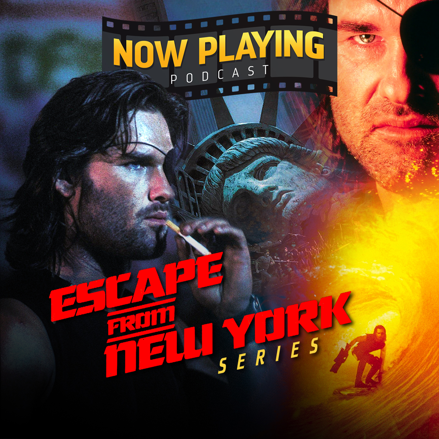 Escape from New York & LA