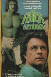 The Return of the Incredible Hulk