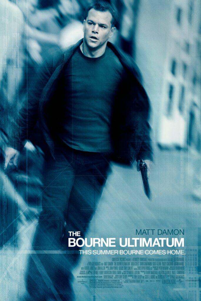 The Bourne Ultimatum