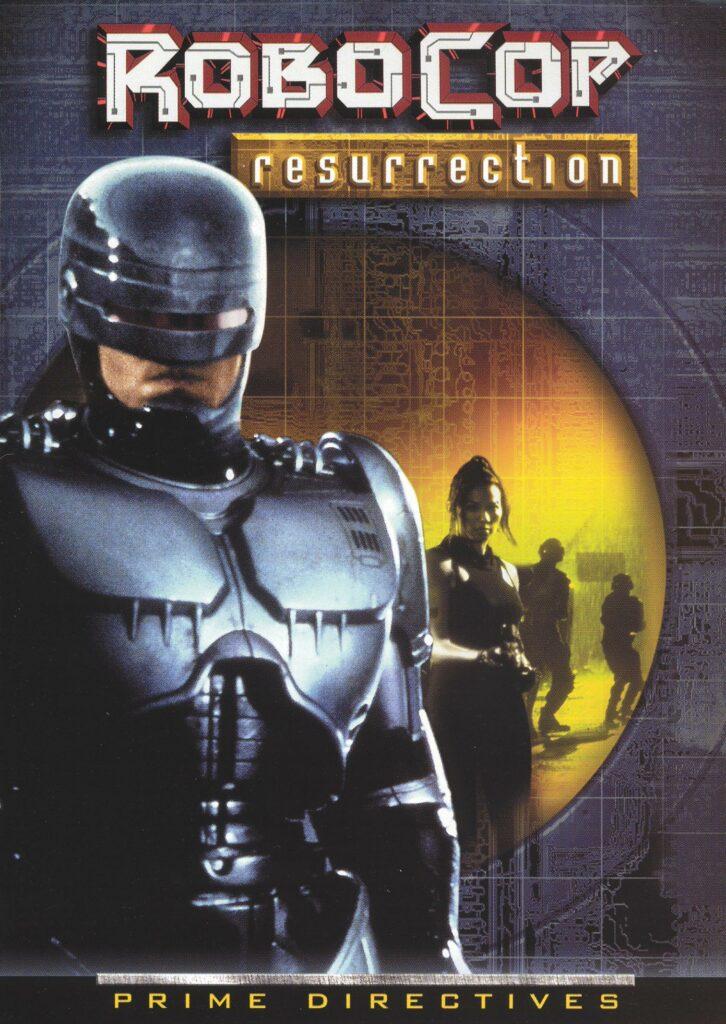 RoboCop: Prime Directives – Resurrection