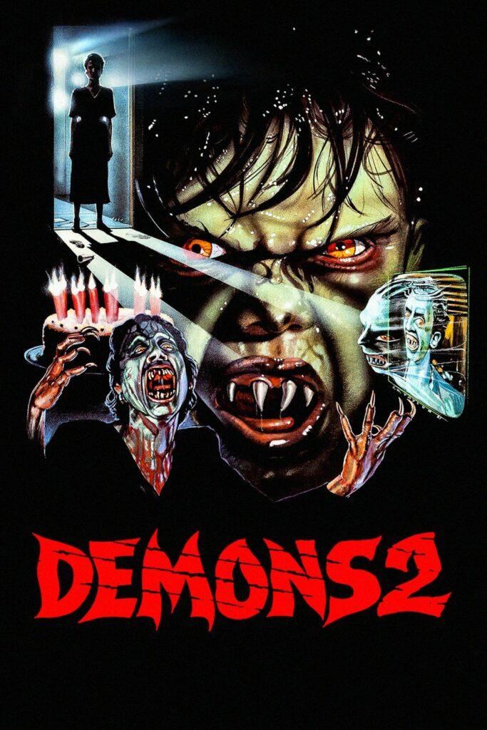 Demons 2 (aka Demoni 2)