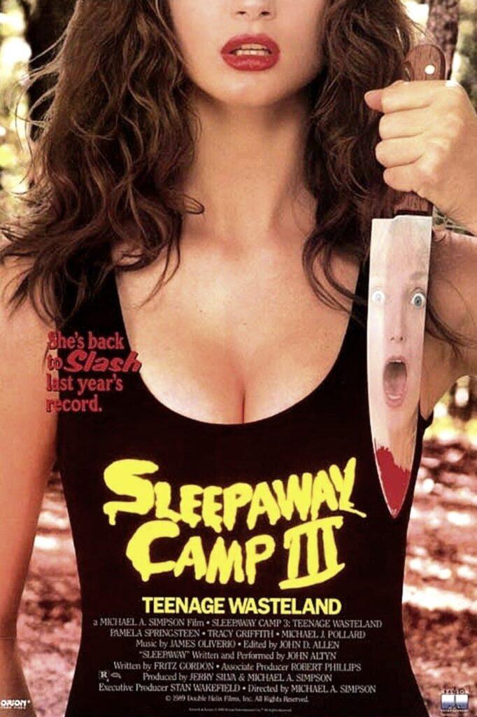 Sleepaway Camp III: Teenage Wasteland
